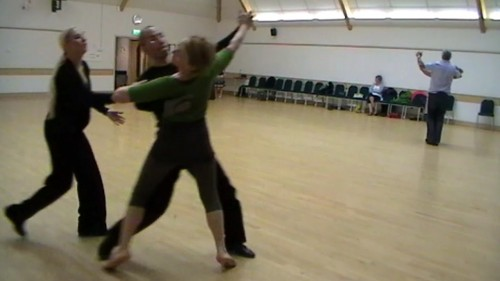 ballroom latin salsa private lessons