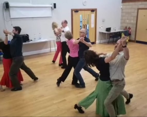 Group Ballroom and Latin Classes
