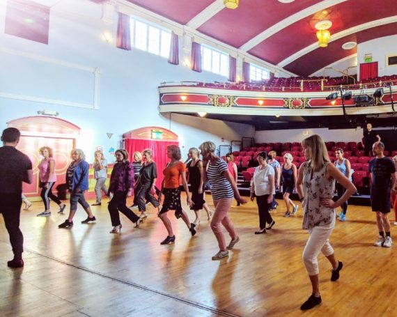 Strictly SOLO Dance Classes